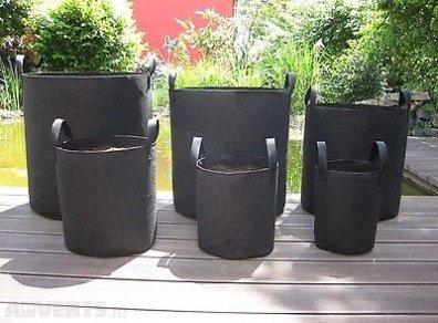 grow bag special bloempotten